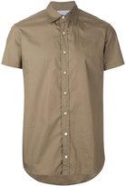 Kolor embroidered collar shirt - men - Cotton - 2