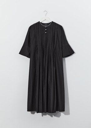 Minä Perhonen Muisti Silk & Cotton Pleated Dress