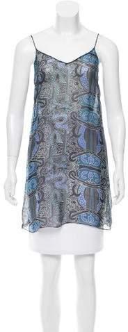 Maiyet Handwoven Silk Dress w/ Tags