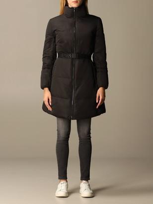 Emporio Armani Jacket Long Nylon Down Jacket