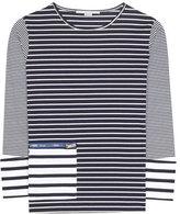 Stella McCartney Striped cotton top