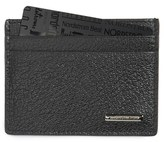 Ermenegildo Zegna Milano Leather Card Case