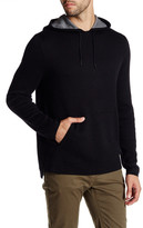 Kenneth Cole New York Hooded Drawstring Pullover