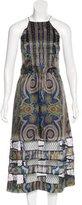 Zimmermann Esplanade Spiral Dress