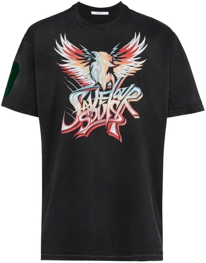 Givenchy Save Our Souls t shirt