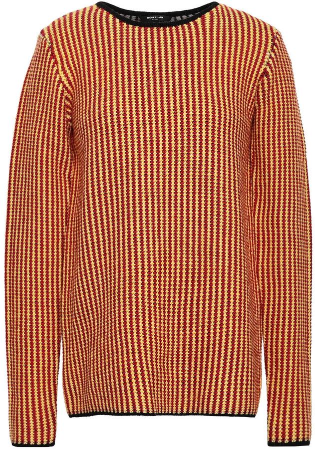 Derek Lam Wool-jacquard Sweater