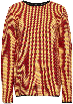Derek Lam Wool-jacquard Sweater