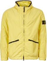 Stone Island Crinkle Reps NY Jacket - Yellow