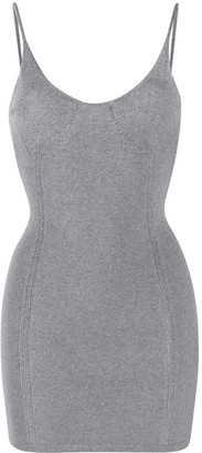 DSQUARED2 Knitted-Construction Dress