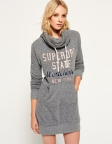 Superdry Westchester Sweat Dress