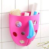 MaterPro MasterPro Scoop Drain and Store Bath Toy Organizer