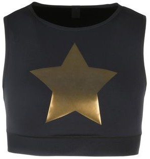 ULTRACOR LEVEL SILK KNOCKOUT CROP TOP Top