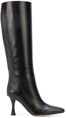 Proenza Schouler Sculpted 90mm Tall Boots