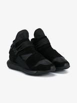 Y-3 High Suede Qasa Sneakers