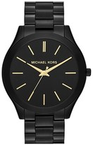 MICHAEL Michael Kors Women's Michael Kors 'Slim Runway' Bracelet Watch, 42Mm