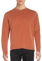 Saks Fifth Avenue BLACK Long Sleeve Sweater