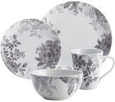 Bonjour Shaded Garden 16-pc. Porcelain Dinnerware Set