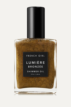 French Girl Lumiere Bronzee Shimmer Oil, 60ml