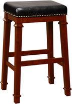 Linon Onasis Backless Barstool