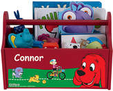 Clifford Bike Ride Personalized Toy Caddy