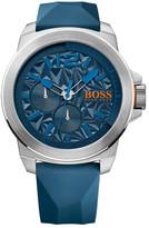 HUGO BOSS Men&s New York Quartz Multi-Function Watch