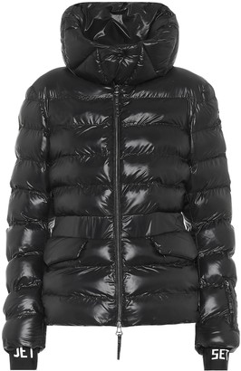 Jet Set Cortina padded ski jacket