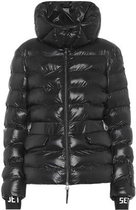 Jet Set Cortina padded ski jacket