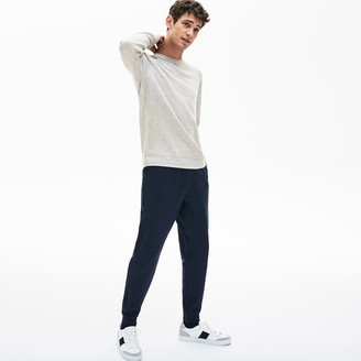 Lacoste Men's Motion Thermoregulating Crewneck Sweater