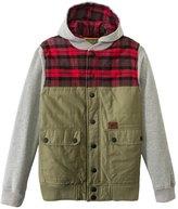 Billabong Men's Trigg Quilted Hooded Jacket 8137712