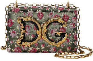 Dolce & Gabbana Girl Baroque Chain Crossbody Bag