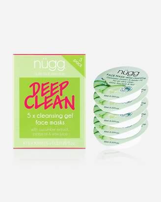 Express Nugg 5-Pack Deep Clean Face Masks