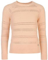 Soul Cal SoulCal Deluxe Ponte Knitted Jumper