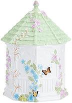 Lenox Dinnerware, Butterfly Meadow Figural Gazebo Cookie Jar