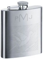Accessories Engravable Stainless Steel Sports Theme Flask