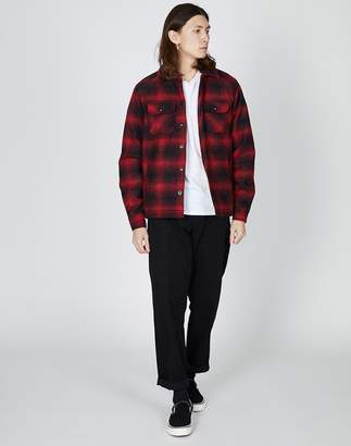 Schott NYC Timber Jacket in Red Check