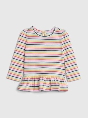 Gap Baby Mix and Match Peplum Shirt