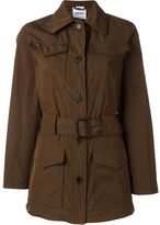 Aspesi flap pocket coat - women - Polyester - L