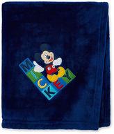 Disney Collection Mickey Mouse Fleece Throw