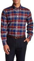 Brooks Brothers Oxford Plaid Shirt