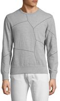 Alexander McQueen Cotton Crewneck Sweatshirt