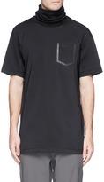Dyne Turtleneck performance T-shirt