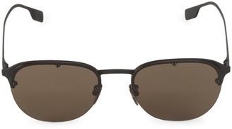Burberry 54MM Aviator Sunglasses