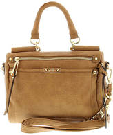 Jessica Simpson Deven Small Frame Satchel X-Body Bag