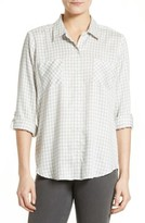 Soft Joie Women's Faline Check Shirt
