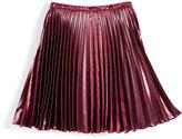 Nowadays Skai Pleated Skirt, Big Girls (7-16) & Juniors (1-5)