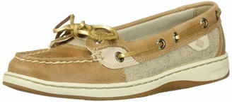 Sperry Women's Angelfish Metallic Boat Shoes