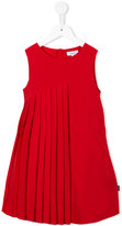 DKNY pleated dress - kids - Polyester - 6 yrs