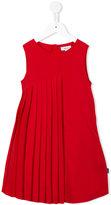 DKNY pleated dress - kids - Polyester - 6 yrs