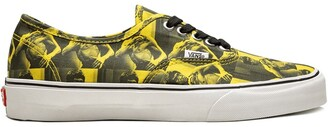 Vans Supreme x Authentic Pro Bruce Lee sneakers