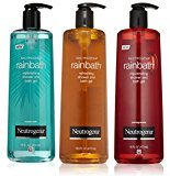 Neutrogena Rainbath Multi-Pack of 3, 1 Original Formula, 1 Pomegranate and 1 Ocean Mist, 16 fl oz bottles